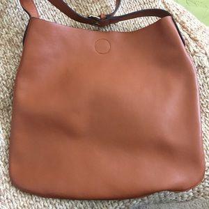 Handbags - CO-lab Crossbody Leather purse